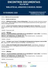 Ler mais: Encontros Documentais: inscrições abertas para edição 2020